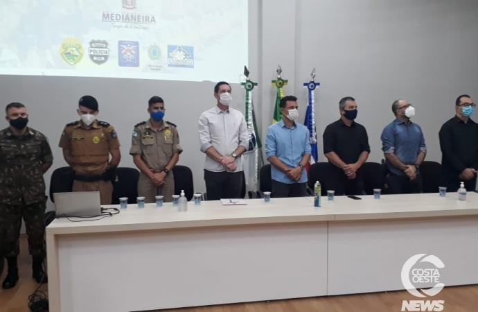 Segurança Pública foi tema de encontro em Medianeira