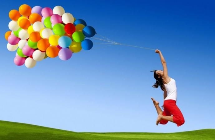 Seja feliz em silêncio. Quanto menor for a plateia, maior será o seu sucesso!