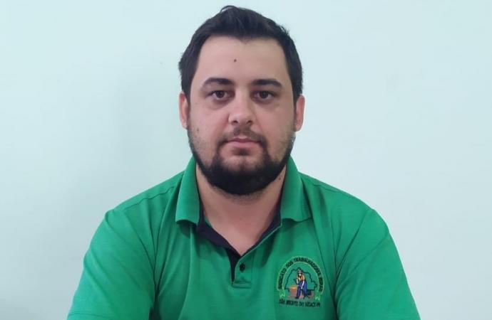 São Miguel do Iguaçu: Sindicato dos Trabalhadores Rurais, completa 49 anos de história no  mês de  abril
