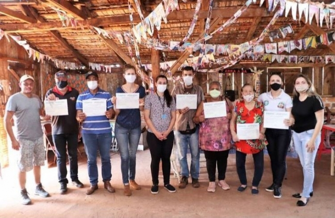Sítio Paraná em Santa Helena recebe certificado de produção orgânica