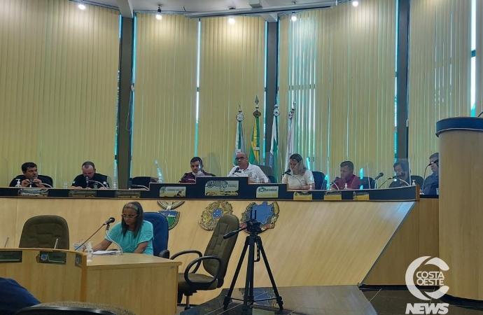 SMI: 34ª Sessão Ordinária da Câmara de Vereadores é realizada hoje (13)