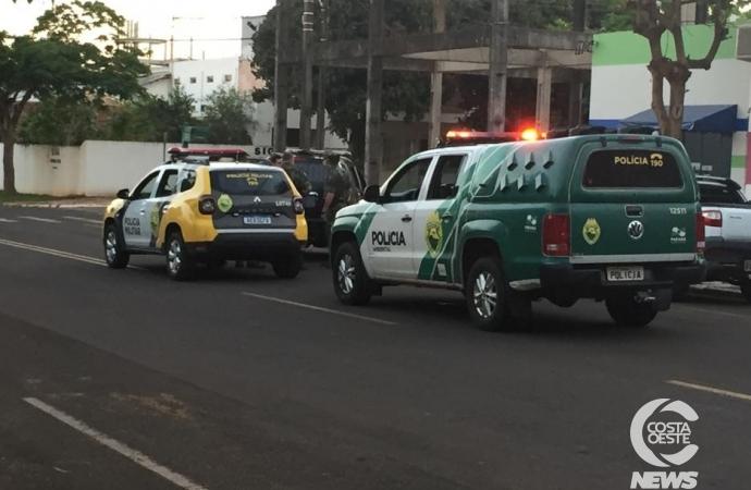 Tentativa de homicídio é registrada pelo BPFRON no bairro Baixada Amarela em Santa Helena