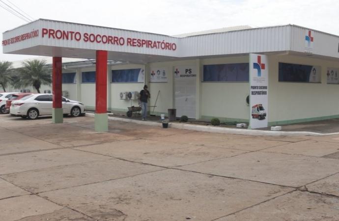 UTI Covid do Hospital Municipal atinge 100% de ocupação; três pacientes aguardam transferência