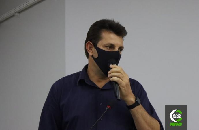 Vereador Paulão busca acompanhamento à pacientes pós covid-19 em Santa Helena