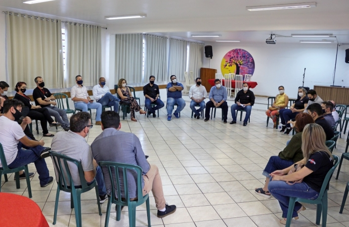 Vereadores prestam apoio para não fechamento de cursos técnicos no período noturno