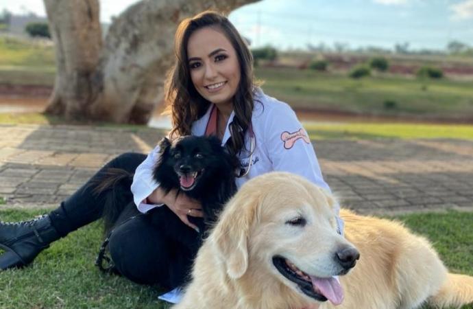 Veterinária de São Miguel do Iguaçu pede atenção para animais abandonados no frio