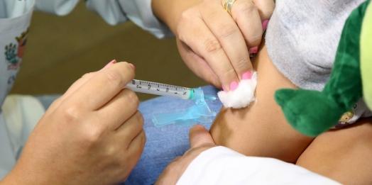 1ª etapa da imunização contra a gripe está perto do fim; apenas 38% foram vacinados