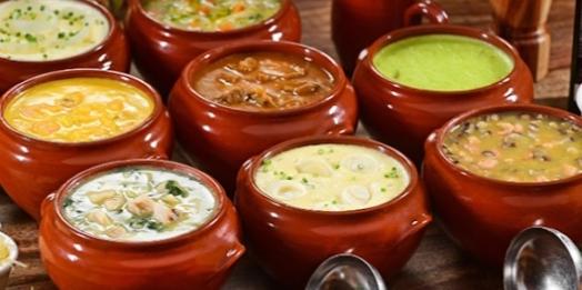 8 receitas de caldos deliciosos e quentinhos