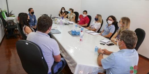 Administração Municipal de Missal recebe representantes do Sebrae para alinhar continuidade de parceria