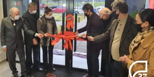 AMIC PR inaugura nova sede