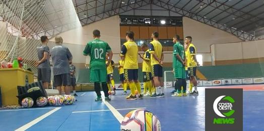 Antes da estreia na Série Prata São Miguel Futsal anuncia pivô