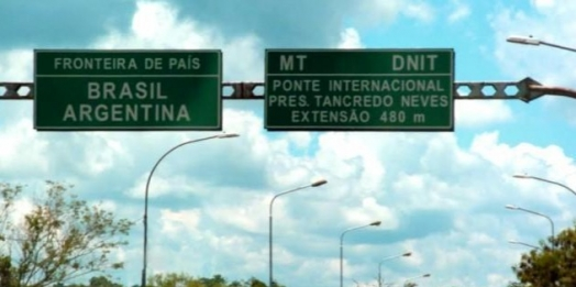 Argentina analisa reabertura das fronteiras até dezembro