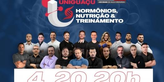 Atenção profissionais de educação física: A UNIGUAÇU vai realizar um mega congresso no Paraná