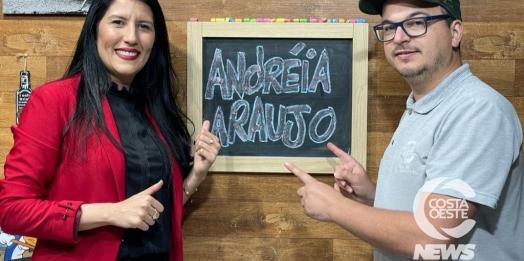 Boteco com Conteúdo Ep. 15 - Convidada Andréia Araujo