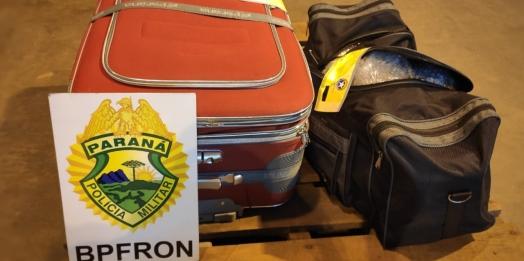 BPFRON apreende R$ 15 mil em equipamentos eletrônicos ilegais em Santa Terezinha de Itaipu