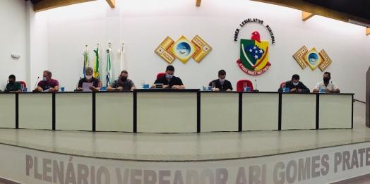 Câmara Municipal de Itaipulândia aprova extensão do Auxílio Emergencial