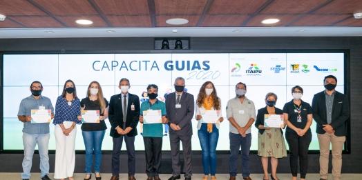Capacita Guias abre nova turma com mais 150 vagas para profissionais do turismo