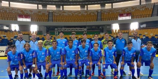 CFM Futsal conquista vaga inédita na final da Taça Brasil