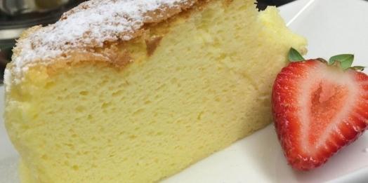 Cheesecake com 3 ingredientes