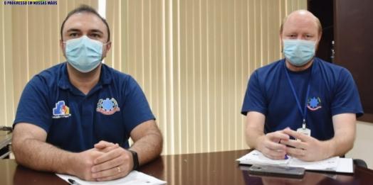 Decreto determina novas medidas preventivas de enfrentamento à Covid-19 em São Miguel do Iguaçu