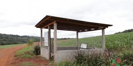 Ecopontos construídos em Missal com apoio da Itaipu Binacional auxiliam Acamis e preservam o meio ambiente