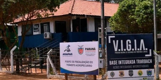 Embarcação da Polícia afunda após ser atingida por barco de criminosos no Rio Paraná