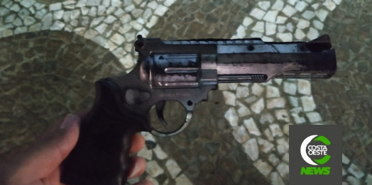 Empresário aciona a PM em Santa Helena após indivíduo apontar simulacro de arma de fogo para clientes