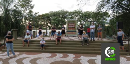 """""""Precisamos de fôlego""""; empresários de Santa Helena se mobilizam e pedem flexibilização do Decreto"""