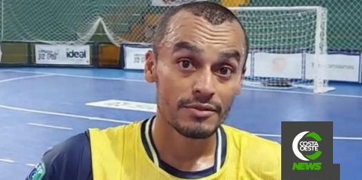 Ex- atleta do São Miguel Futsal acerta com Marechal e explica os motivos da troca de clube