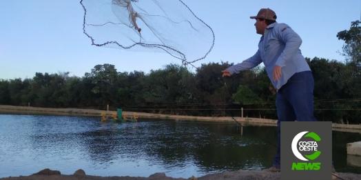 Expedição Costa Oeste: Jovem se destaca na produção de peixes em projeto que começou na sala de aula
