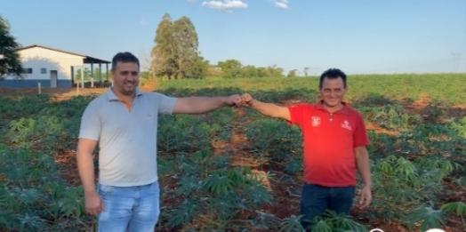Expedição Costa Oeste: Produtores conseguem aumentar renda com beneficiamento de mandioca