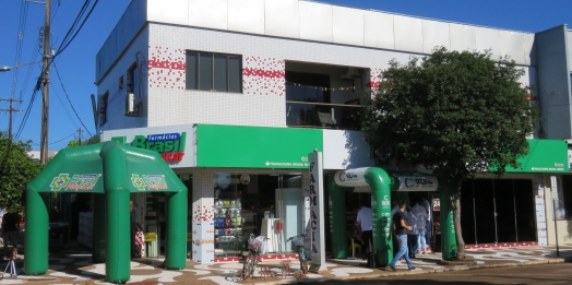 Farmácia Real agora é também Rede Brasil Poupa Lar; prestigie a reinauguração e concorra a prêmios