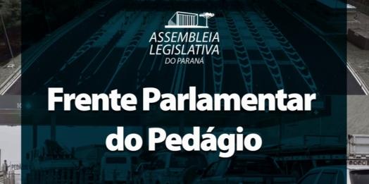 Frente Parlamentar sobre o Pedágio se reúne nesta quinta-feira (4)
