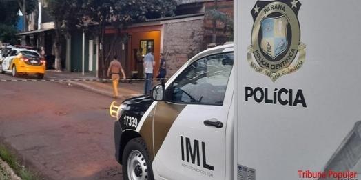 Homem de 52 anos é assassinado a tiros  em Foz do Iguaçu