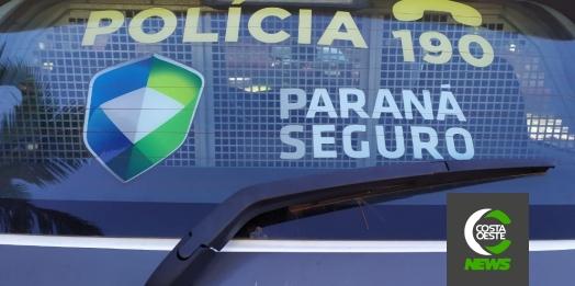Homem é baleado em Guaíra