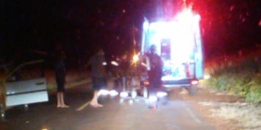 Homem é baleado várias vezes em Dr. Oliveira Castro