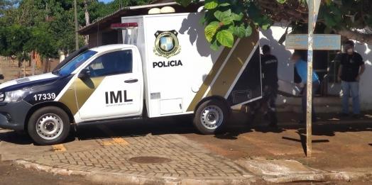Homem é encontrado morto dentro de residência em Itaipulândia