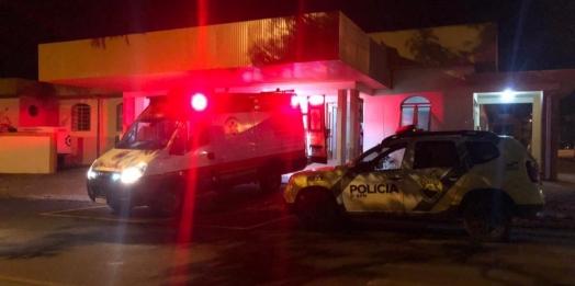 Homem em surto psicótico pula muros e tenta invadir casas em Vera Cruz do Oeste