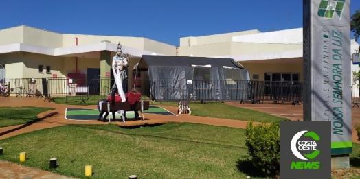 Hospital Nossa Senhora da Luz conta com apoio da comunidade para superar dificuldades