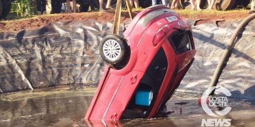Identificadas as vítimas de acidente no interior de Santa Helena