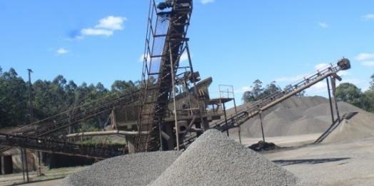 Interdição de pedreira inflaciona custo para obras públicas e privadas em Foz