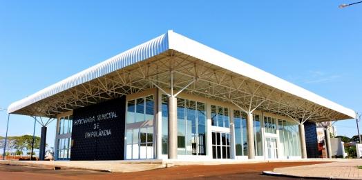 Itaipulândia inaugura Rodoviária Municipal Alcides Codo