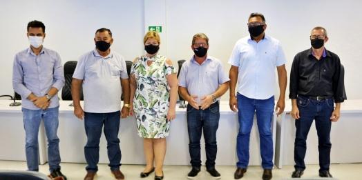 Itaipulândia integra Conselho Fiscal do Consórcio Intermunicipal de Saúde do Iguaçu