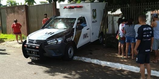 Jovem de 16 anos é morta a facadas por padrasto enquanto dormia em Foz