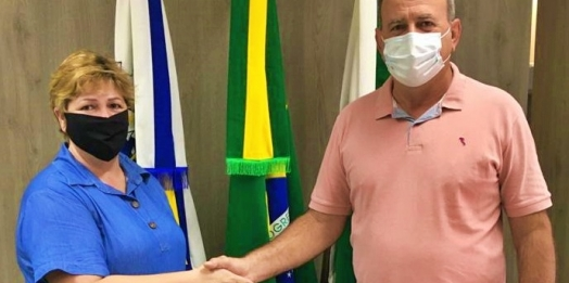 Lindolfo Martins Rui assume como prefeito interino de Itaipulândia