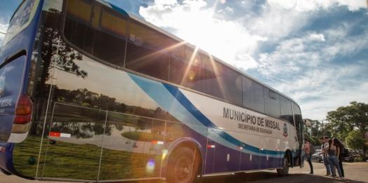 Local de embarque para Universitários sofrerá alteração em Missal