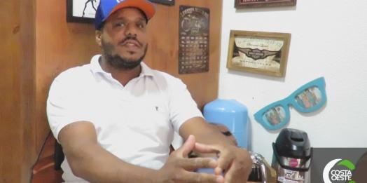 """""""Minhas vendas despencaram"""", diz lojista sobre período de pandemia; veja entrevista com Ozéias de Oliveira"""
