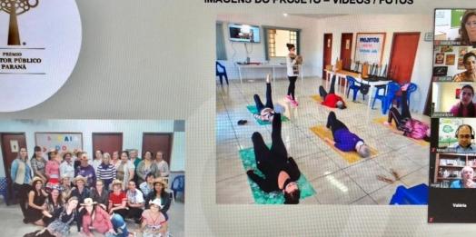 Missal está concorrendo ao Prêmio Gestor Público Paraná 2021 com o Projeto Nosso Lar