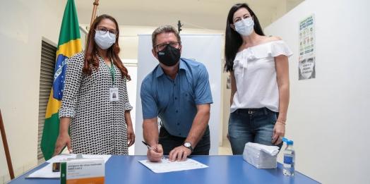 Missal recebe primeiras doses da Vacina contra Covid-19