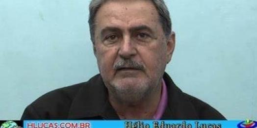 Morre blogueiro e articulista Hélio Eduardo Lucas, o Língua de Trapo, aos 72 anos